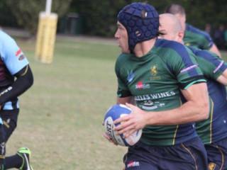 Dewar Shield Melbourne Rugby Union Football Club