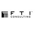FTI Consulting Sponsor Logo