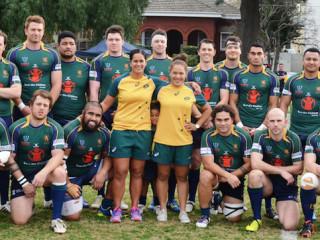 Wallaroos 2014 Melbourne Rugby Union Club