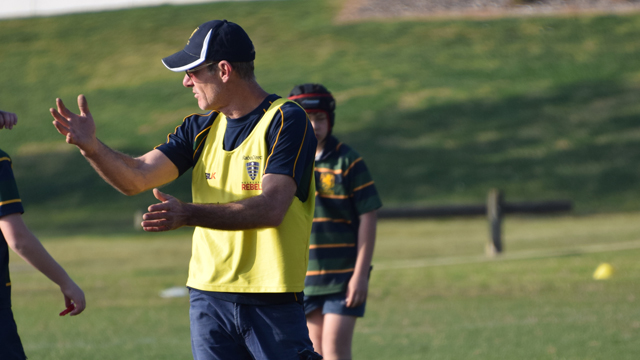 Melbourne Rugby Union Football Club Junior Coach