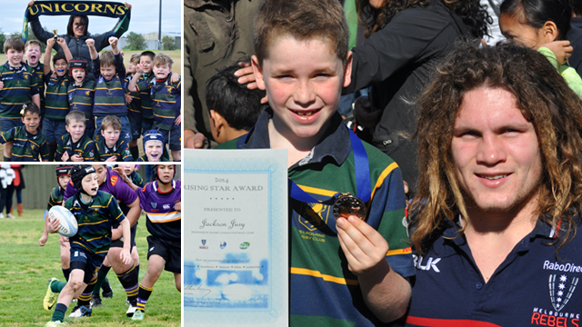 Rugby Registration Day 2015