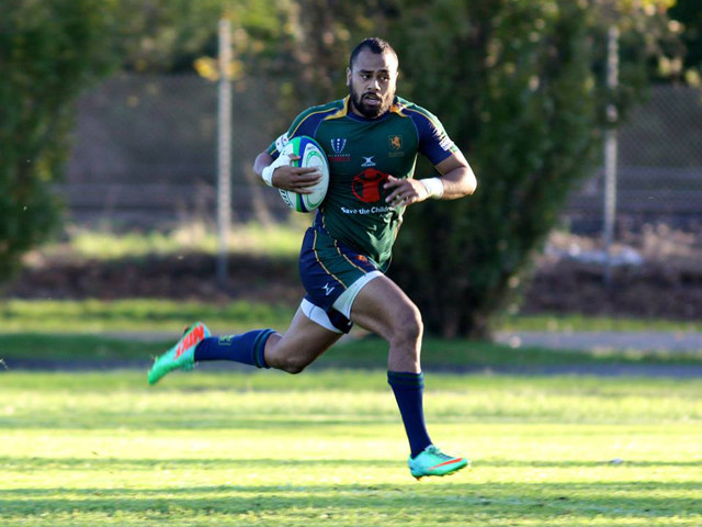Telusa Veainu Melbourne Rugby Union Winger