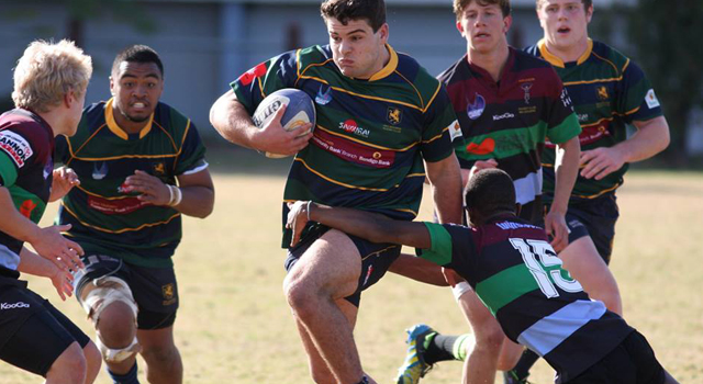 Melbourne Rugby Union Football Club Colts