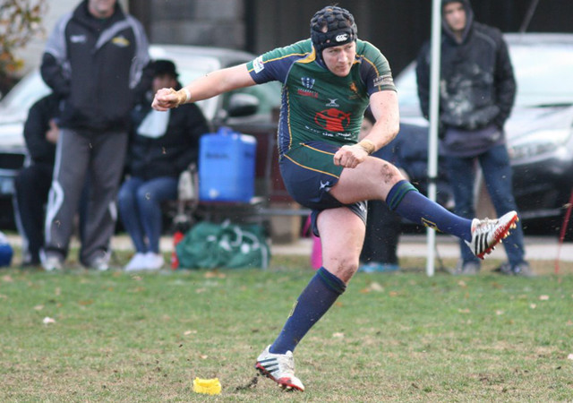 Melbourne Rugby Union Fly-Half Paul McConnochie