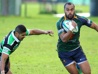 Melbourne v Power House Rd 5 Telusa Veainu