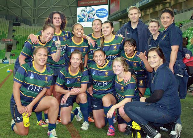 Melbourne Rugby Union Football Club Women's Team