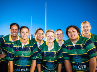 Melbourne Women's Rugby 2015