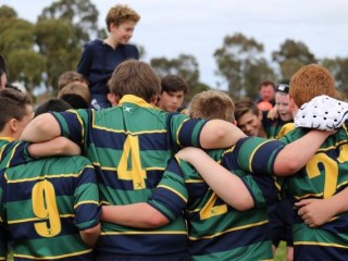 Semi Final 2015 U14 Melbourne Rugby Union Football Club