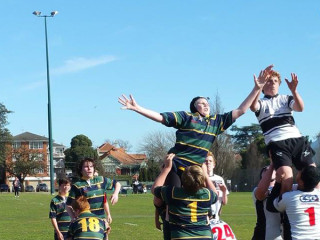 Preview U14B Rugby Semi Final Melbourne v Moorabbin