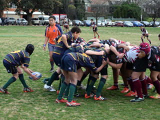 Preview U12A Rugby Semi Final Melbourne v Hills