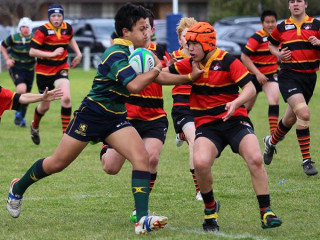 U14B 2015 Junior Rugby Grand Final Melbourne v Northern