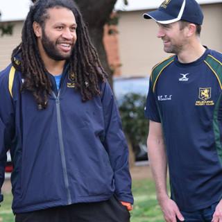 Melbourne Rugby Club Senior & Junior Rugby Coaches 2016