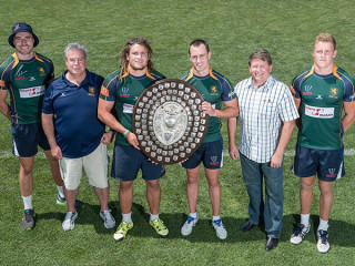 Melbourne Rugby Dewar Shield Ambassador Program
