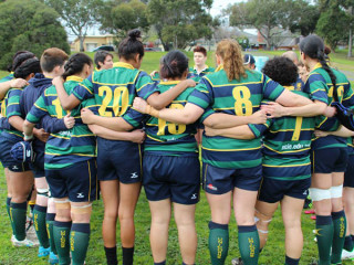 Melbourne Rugby Club Women's Grade