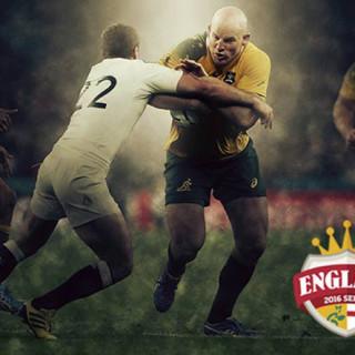 Australia v England Test Match Lunch 2016