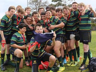 Junior Rugby Season Launch 2016