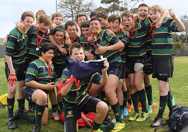 Junior Rugby Season Launch 2016