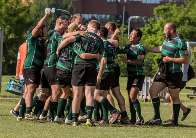 Melbourne Chargers Bingham Cup 2016