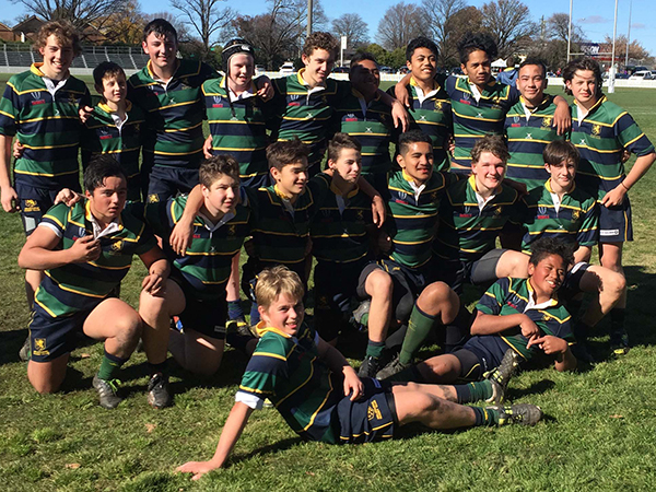 Melbourne U14 2016 NSW Junior Rugby State Championships
