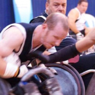Melbourne Rugby Club Wheelchair Rugby