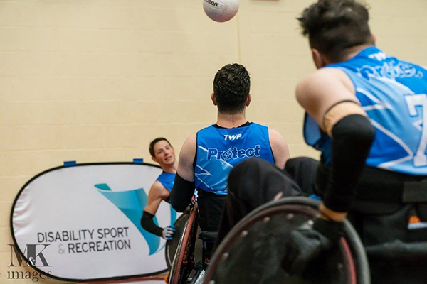 Protect Victoria Wheelchair Rugby Cup