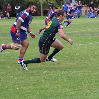 Round 1 Footscray v Melbourne Premier 1 Rugby
