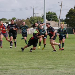 Women's Rugby Round 2 Melbourne v Uni Panthers