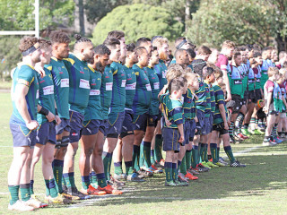 Dewar Shield Grand Final 2017