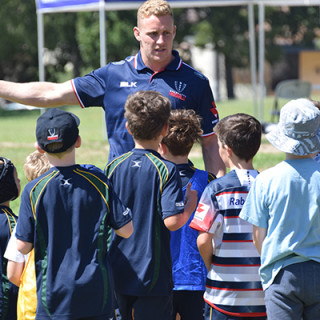 Melbourne Rugby Club Try Rugby Day 2018