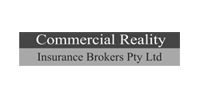 Commercial Reality Insurance Sponsor Logo