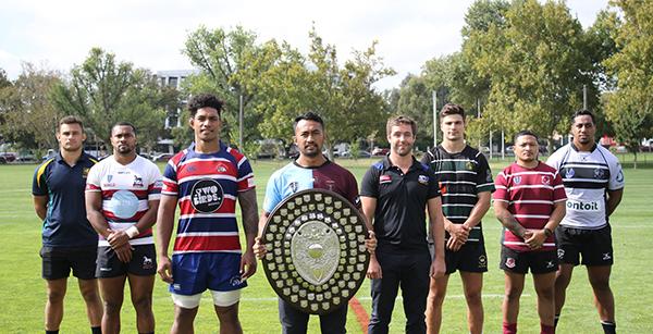 Melbourne Rugby Club Dewar Shield 2018