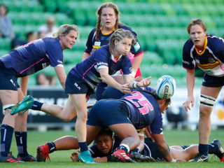 Melbourne Rugby Club Georgia Cormick Melbourne Rebels Super W
