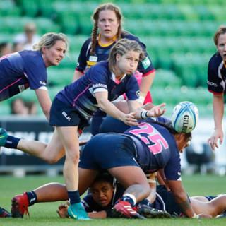 Melbourne Rugby Club Georgia Cormick Melbourne Rebels Super W