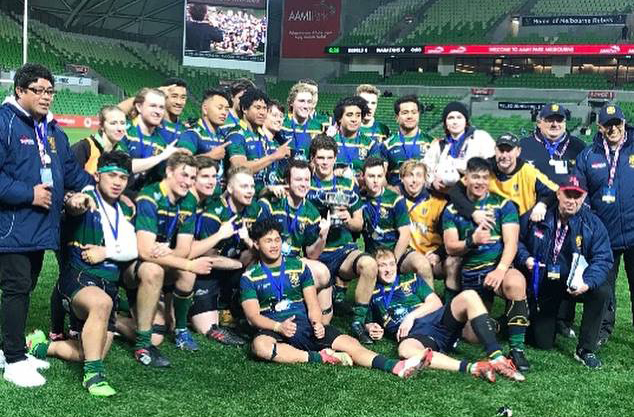 Melbourne Rugby Club Colts U20s Grand Final 2018