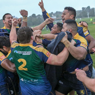 Melbourne Rugby Club Dewar Shield Grand Final 2018