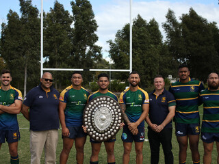 Melbourne Club Rugby Launch 2019