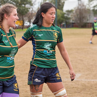 Women's Rugby Melbourne Rugby Club