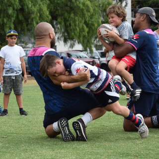Junior Try Rugby Day with Melbourne Rebels 2020